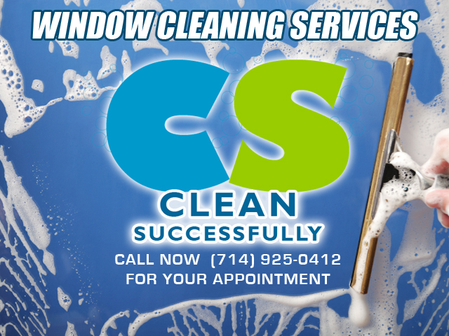Residential Window Cleaning Services in Orange County